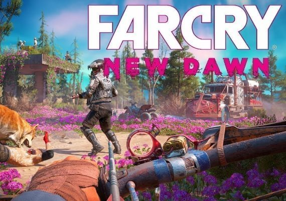 Far Cry: New Dawn Deluxe Edition