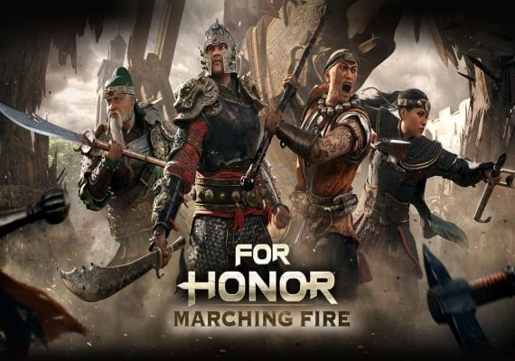 For Honor Marching Fire DLC