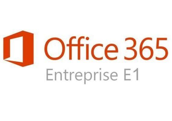 Microsoft Office 365 Enterprise E1 1 Year