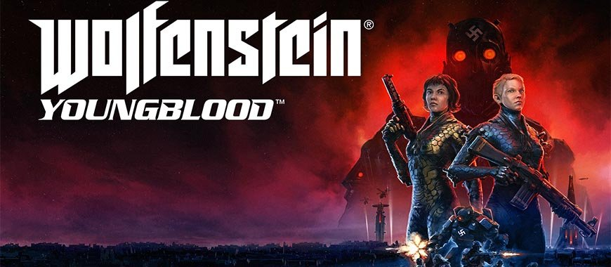 Wolfenstein: Youngblood Deluxe Edition EU PRE-ORDER